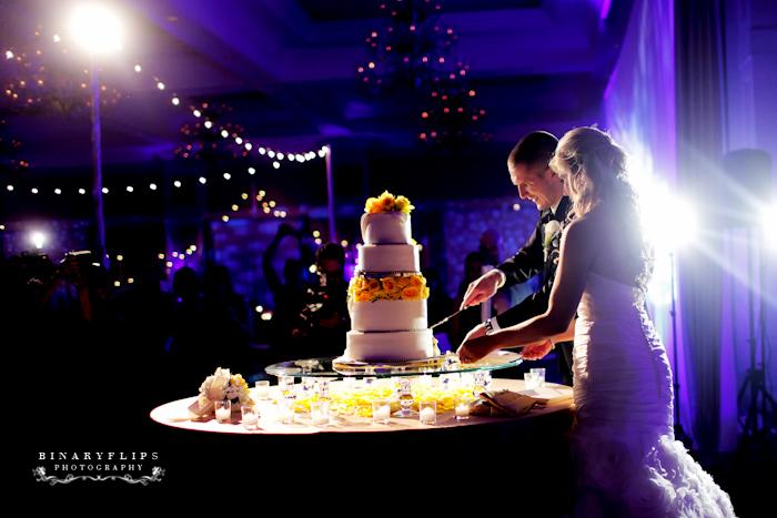 Katie Rob Waldorf Astoria Orlando Wedding