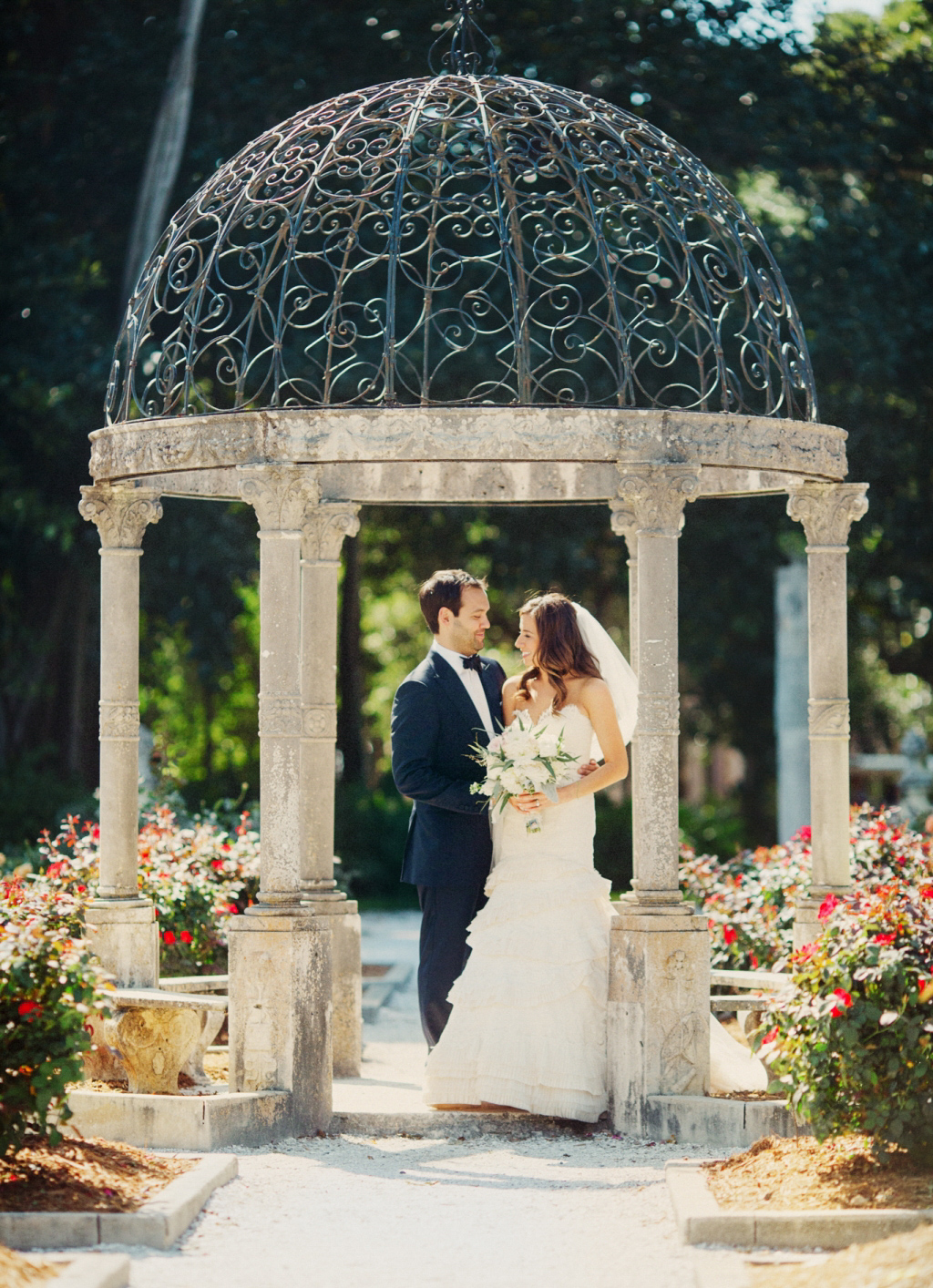 Teresa & Brandon | Ringling Museum Wedding in Sarasota