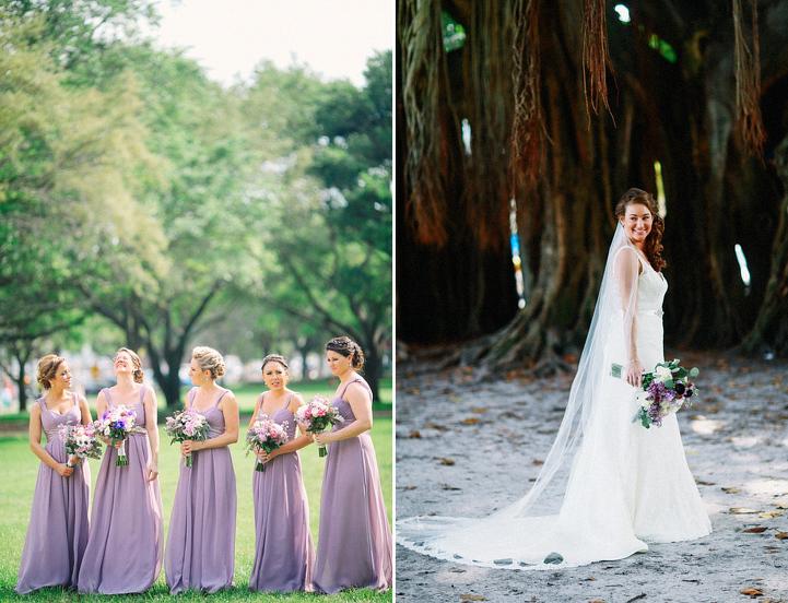 Sunken wedding