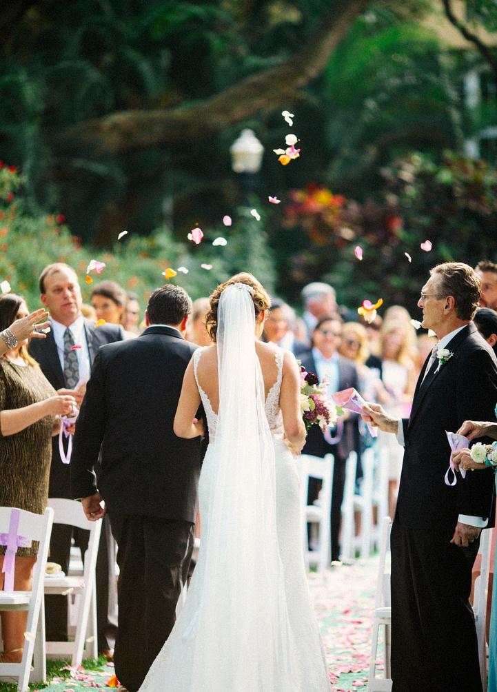 Jessica Amp Rich Sunken Garden Wedding In St Petersburg