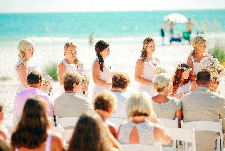 The Sandbar Anna Maria Island Wedding