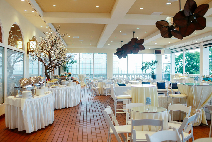 The Surf Club on The Sound Wedding