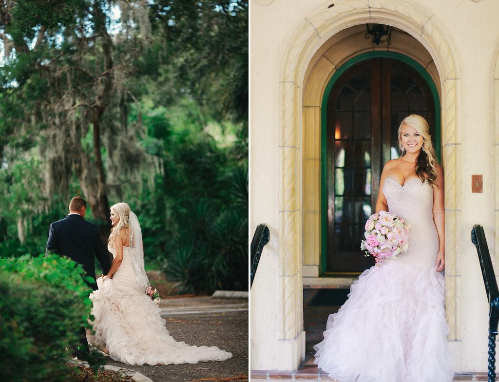 Wedding Dresses From Landybridal MÉlÒdÝ JacÒb: Powel Crosley Estate Wedding Sarasota FL