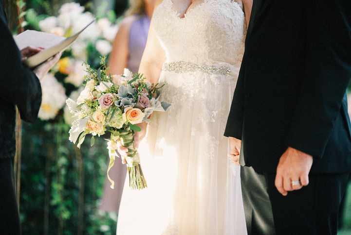 Marie Selby Botanical Garden Wedding
