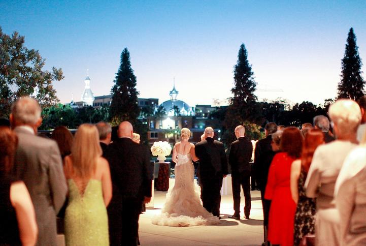 Tampa Museum Art Wedding