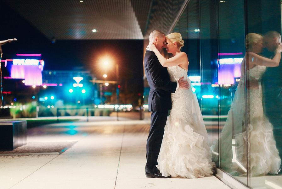 Jackie & Rob | Tampa Museum of Art Wedding | Tampa Florida