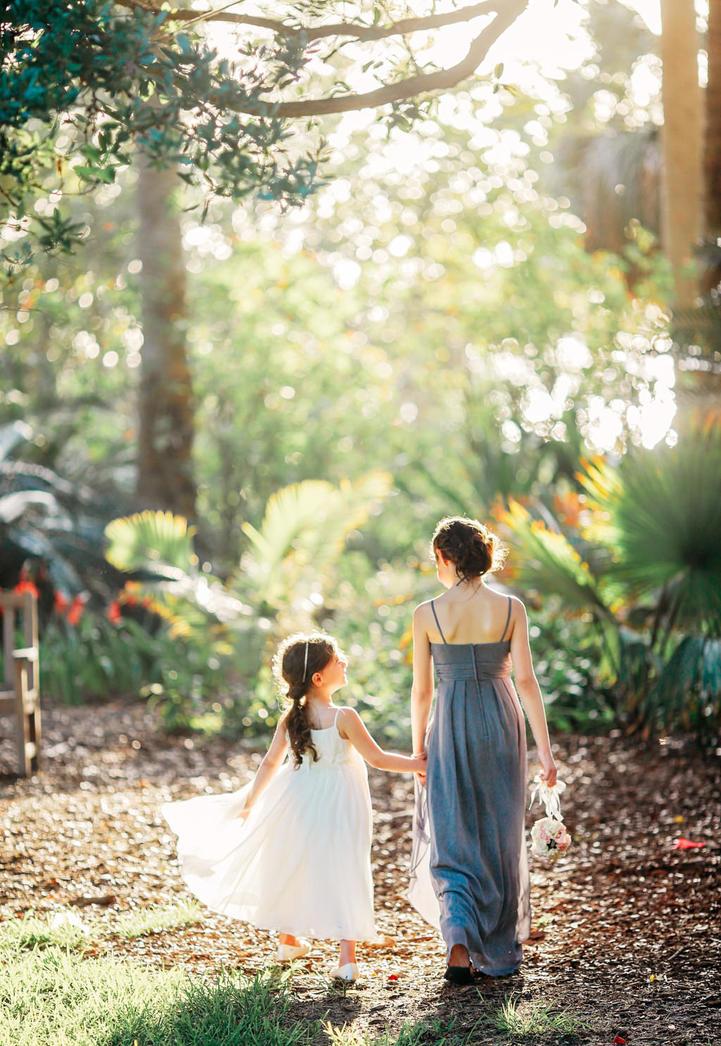 Selby Botanical Garden Wedding Photographer