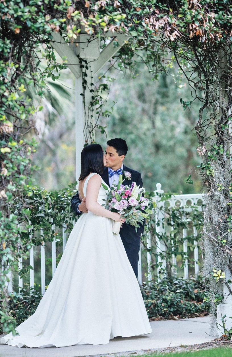 Cortney Cristian Lake Mary Events Center Wedding Photos