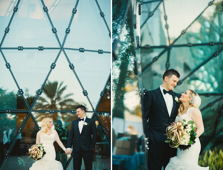 Dali Museum Wedding 027 Sides 53 54
