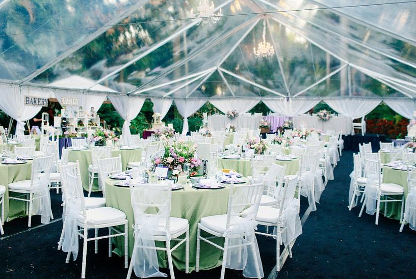 Sunken Garden St Pete Wedding